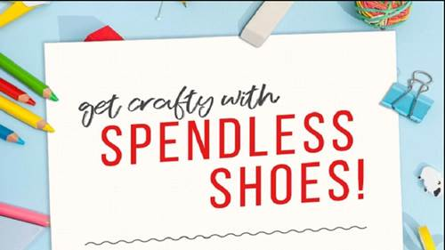 Holiday fun with Spendless Shoes
